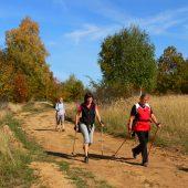 Vezetett nordic-walking túra a Turizmus Világnapja alkalmából
